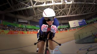 NBC News Learn: Track Cycling in Extreme Heat thumbnail