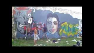 Graffiti Brasil SP -Guarujá-Perequê