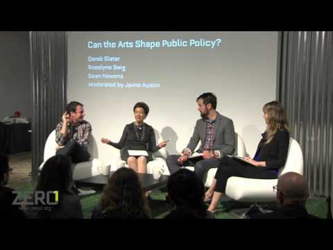 Can the Arts Shape Public Policy?