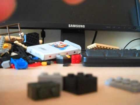 Трансформер-[Lego]+Схема№1