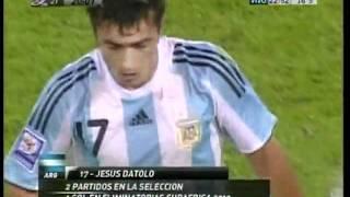 Brasil 3   Argentina 1 Narrador Argentino