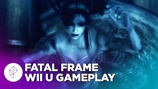 30 Minutes of Fatal Frame: Maiden of Black Water Wii U Gameplay