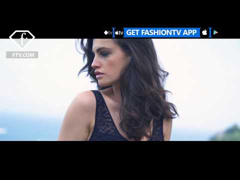 Yamamay Lingerie Sexy Campaign with MATILDE | FashionTV |FTV