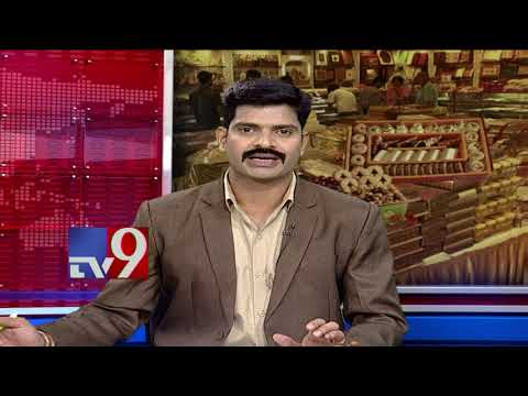 Legal Metrology department raids gold and sweet shops in Hyderabad - TV9