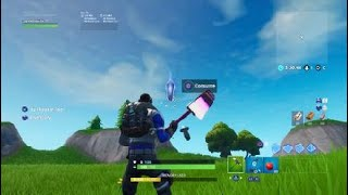 Pack de jet Fortnite et roches de houblon