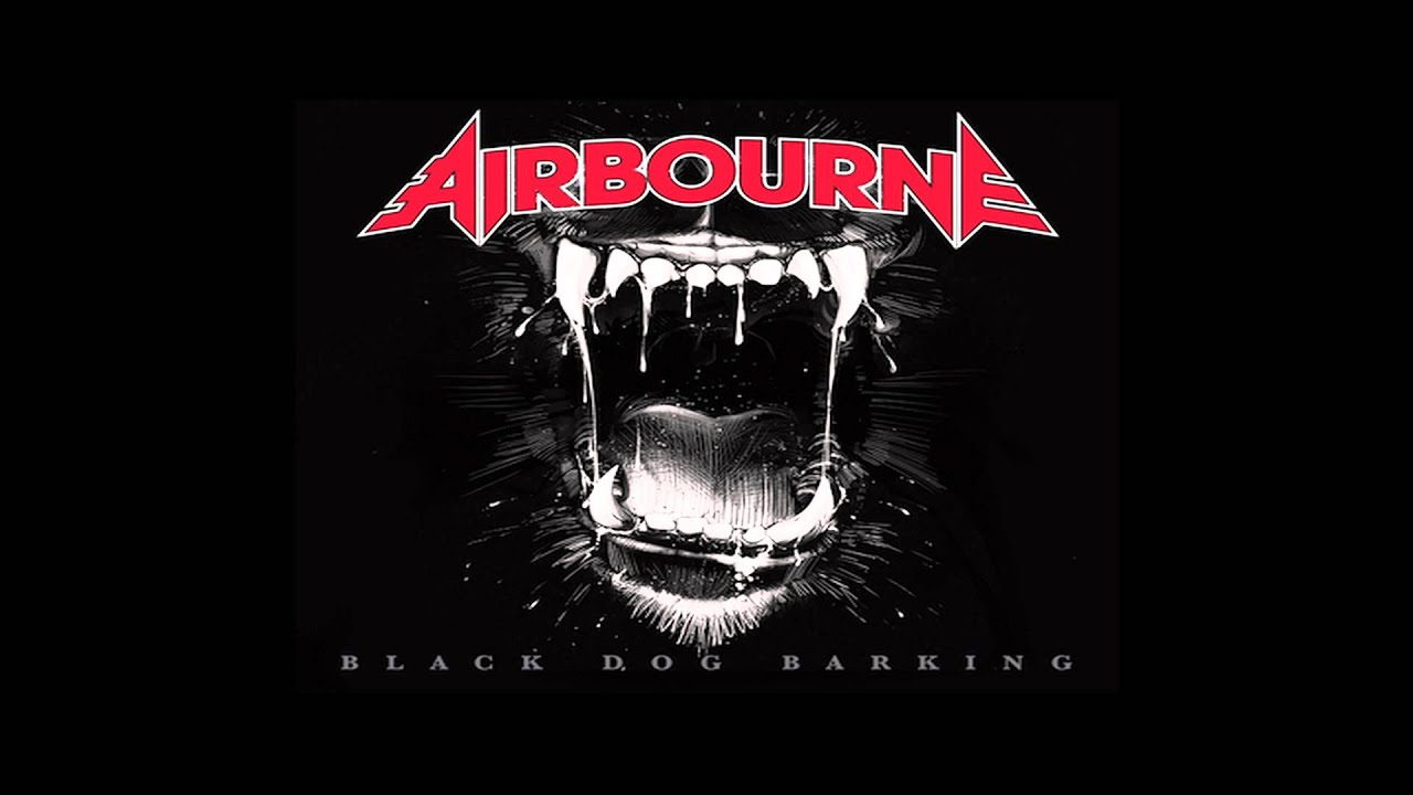 Airbourne // Live It Up - YouTube