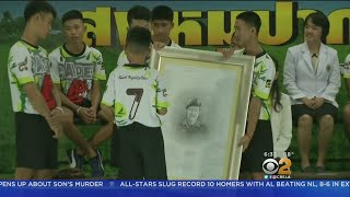 Thai Soccer Team Released From Hospital, Speaks Out About Flooded Cave Rescue