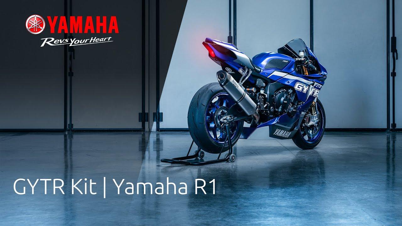 Yamaha GYTR | R1