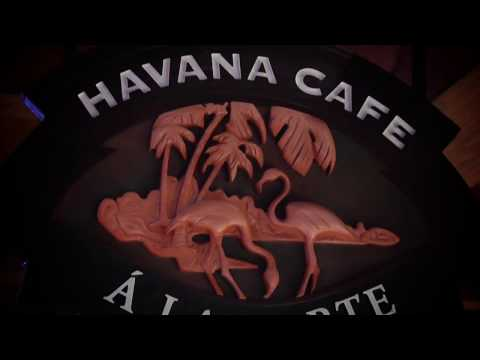 Havana Cafe in Hialeah Park (English)