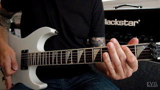 Anthrax - Madhouse FULL guitar cover (w/solo) HQ 60p