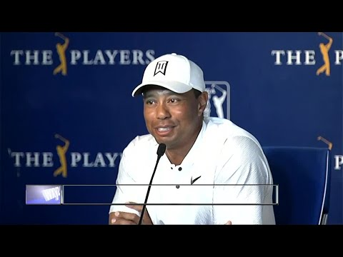 Tiger Woods and Phil Mickelson give fans a taste of banter before The Players
