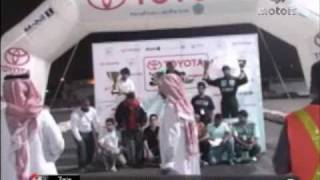 بطولة سعودي ستار / أبها - Time 2 Race - Part 3/3