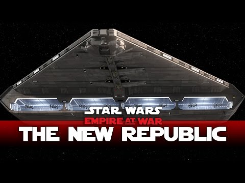 From Rebels To Republic - Thrawns Revenge - Ep7 - (Star Wars RTS Lets Play)