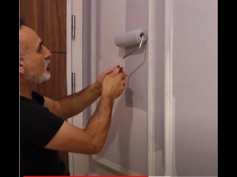 duvar çıta polikarbon TV arkası,önemli ayrıntılar evde nasıl yapılır boya dahil