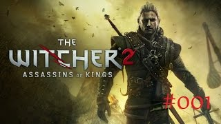 Let's Play the witcher 2 #001 | Sex im Kriegslärm[German/HD/PC]