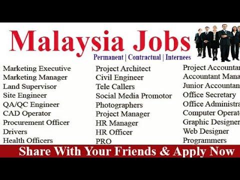3 Years Work Permit In Malaysia Salary 1500 3500 Ringgit Youtube