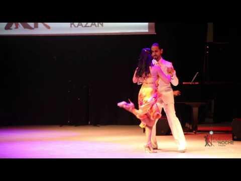 Marco Gonzalez y Valeria Gonzalez, La Roulotte Tango, Lagrimas y Sonrisas