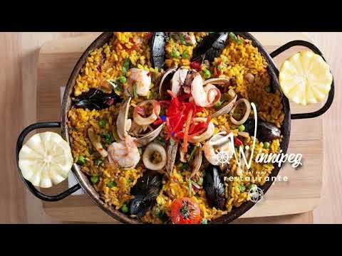 El Winnipeg, un restaurant con una audaz propuesta: Mariscos, paella, delicias del Mar y Tierra