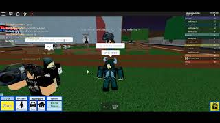 Playing roblox with non friendly friendly people