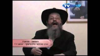 הרב שבתאי סלבטיצקי - השואה...מדוע ?