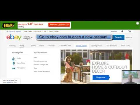 Ebay open up a second account Reviewed