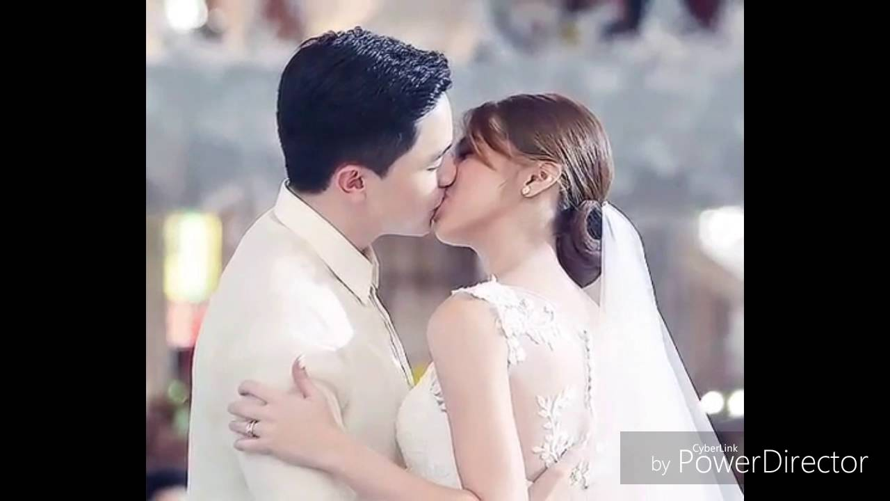 Aldub wedding kiss october 22 2016 youtube junglespirit Image collections