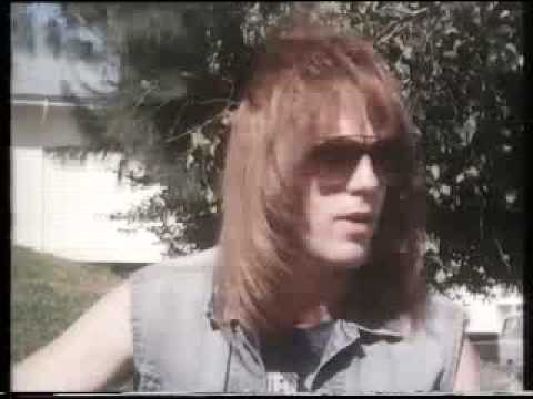 Twisted Sister Interview 1985 Part 1