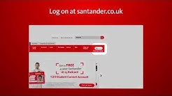 Santander Online Banking – how to log on