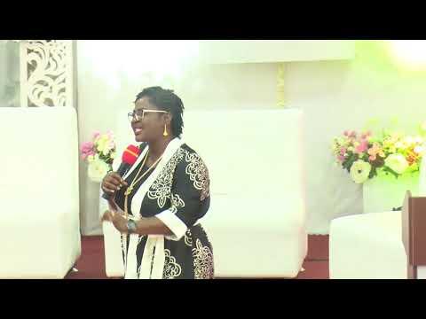 Seun Uwuba'men Ministering At Undaunted