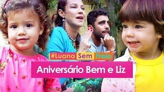 🎁👫 ANIVERSÁRIO BEM E LIZ - Especial #8
