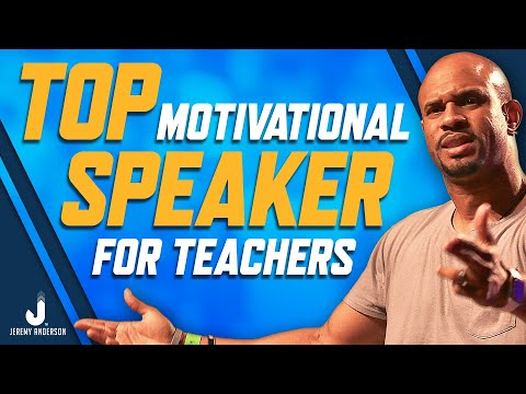 Jeremy Anderson | School Motivation Arizona