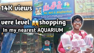 MASS SHOPPING IN AQUARIUM/ YOU…