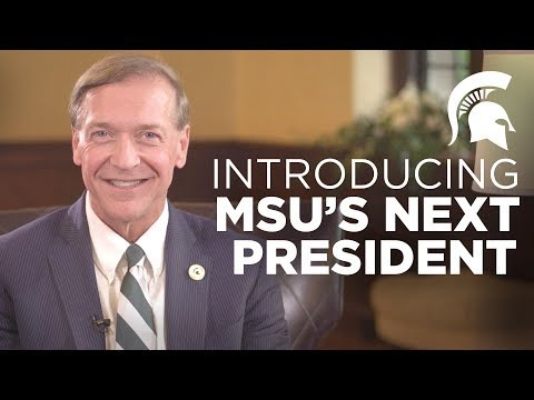 The Michigan State University Board of Trustees, along with a diverse 18-member search committee, have selected Samuel L. Stanley Jr., M.D. as the university's 21st president. Stanley, who has been the president of Stony Brook University since 2009.