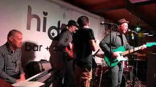 Смотреть Сергей Пахомов блюз бенд 19 сентября 2018 джем в Hidden bar онлайн