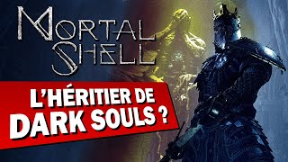 L'HÉRITIER DE DARK SOULS ? | Mortal Shell - GAMEPLAY FR