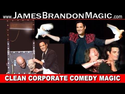 Interactive Comedy Magician Atlanta Corporate Audience Participation Magician Company Events Atlanta