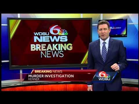 Kenner police investigate homicide at Houston Marine