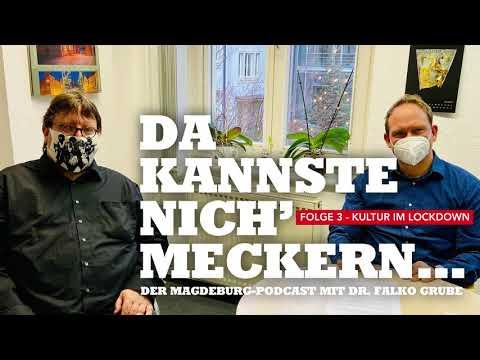"""Podcast """"Da kannste nich´ meckern..."""" - Folge 3 - Kultur im Lockdown! Ein Gespräch mit Lars Johansen"""