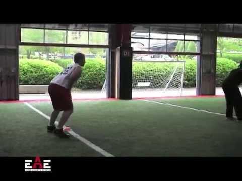 EAE Football Combine   J Elam  RB  Nashville 4 27 14