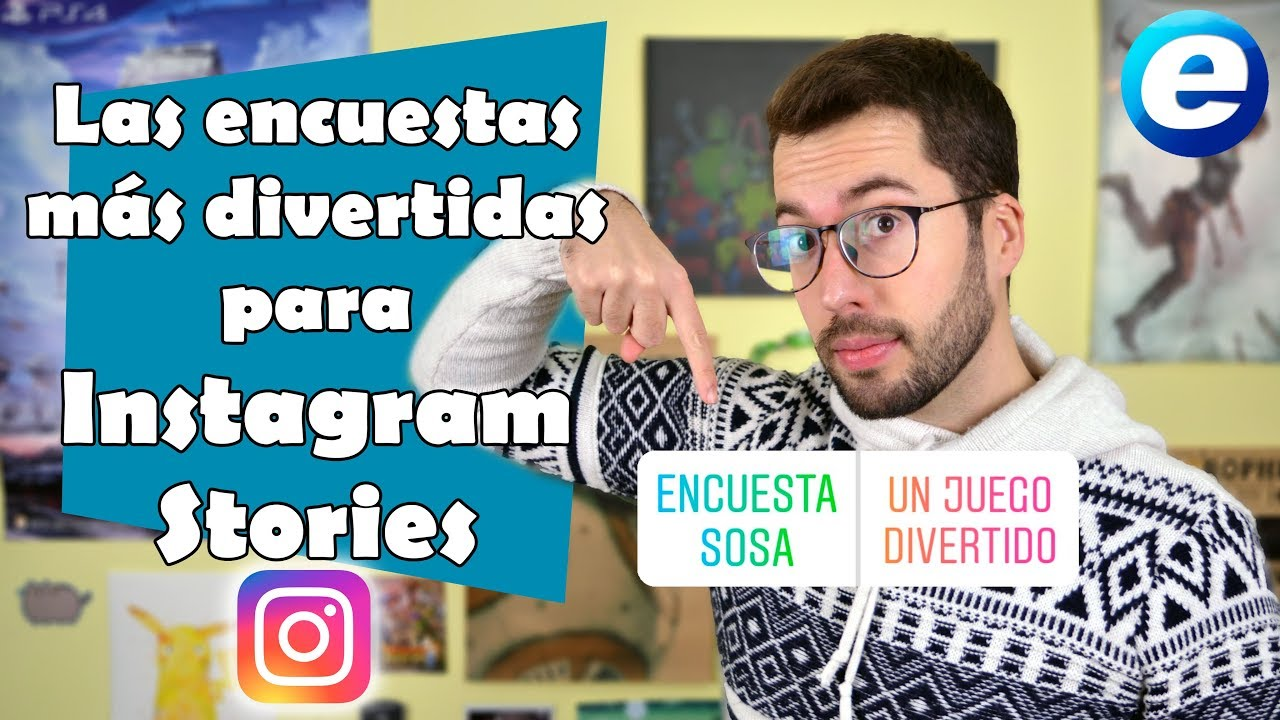 Las Encuestas Mas Divertidas De Instagram Stories Youtube