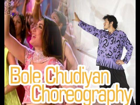 Bole Chudiyan Choreography by RubenDanAc