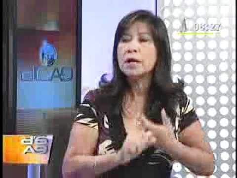 Martha Chávez respondió a temas de coyuntura