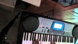 Tujhko jo paya Nikhil DSouza Crook Piano Keyboard Cover