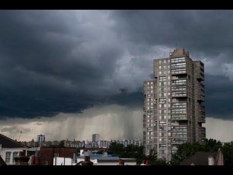 'Storm Brian' Headed Toward the UK Following Hurricane Ophelia!? More Rain, High Winds!