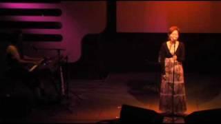 初田悦子ライブ w/鎌田雅人@duo MUSIC EXCHANGE 2010.2.9 加藤いづみさ...