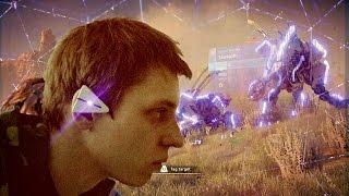 Как сделать визор из игры Horizon Zero Dawn