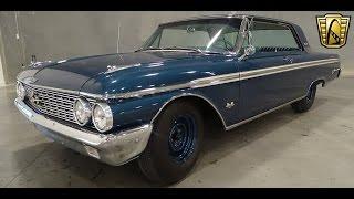 1962 Ford Galaxy 500 G Code Stock #213 Gateway Classic Cars of Dallas