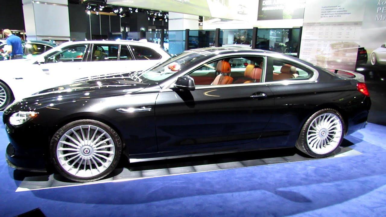 2014 BMW 6-Series Alpina B6 Bi-Turbo Coupe - Exterior Walkaround ...