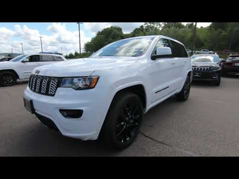 2019 Jeep Grand Cherokee Altitude 4x4 - New SUV For Sale - St. Paul, MN