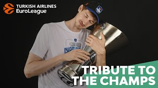 Tribute to the Champs: Tibor Pleiss